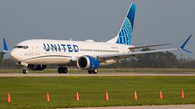 N27253 - Boeing 737-8 MAX - United Airlines
