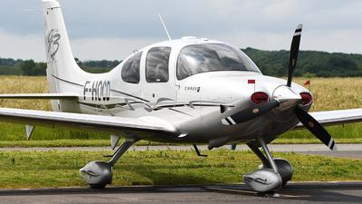 F-HOCD - Cirrus SR22-GTS G3 - Private
