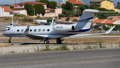 PR-GVI - Gulfstream G650ER - Private