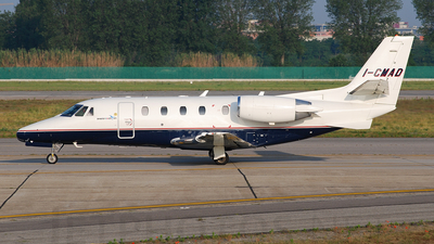 I-CMAD - Cessna 560XL Citation XLS - Aliven