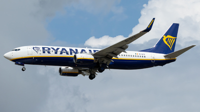 A picture of EIDYZ - Boeing 7378AS - Ryanair - © Gian Marco Anzellotti - Pescara Spotters
