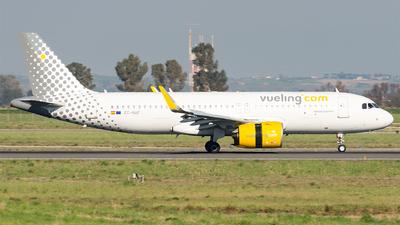EC-NAF - Airbus A320-271N - Vueling Airlines
