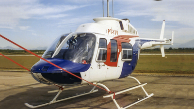 PT-YJV - Bell 206L-4 Long Ranger IV - Private