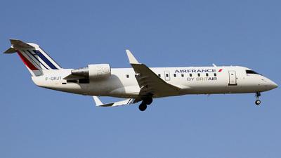 F-GRJT - Bombardier CRJ-100ER - Air France (Brit Air)