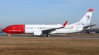 SE-RRT - Boeing 737-8JP - Norwegian
