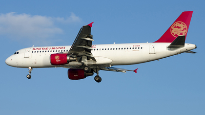 B-6619 - Airbus A320-214 - Juneyao Airlines