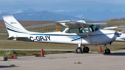 C-GRJY - Cessna 172K Skyhawk - Private