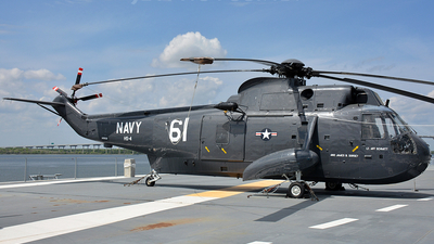 149932 - Sikorsky SH-3H Sea King - United States - US Navy (USN)