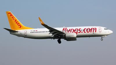 TC-AGP - Boeing 737-82R - Pegasus Airlines