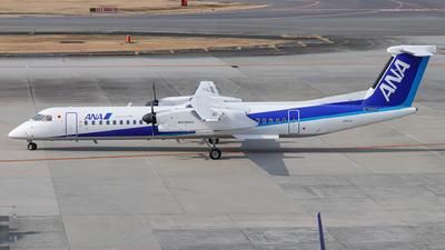 A picture of JA847A - De Havilland Canada Dash 8400 - All Nippon Airways - © Kirifud_2003