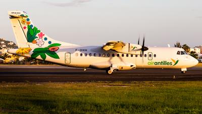 F-OIXH - ATR 42-500 - Air Antilles Express