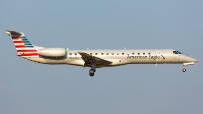 N603KC - Embraer ERJ-145LR - American Eagle (Envoy Air)
