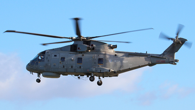 ZH850 - Agusta-Westland Merlin HM.2 - United Kingdom - Royal Navy