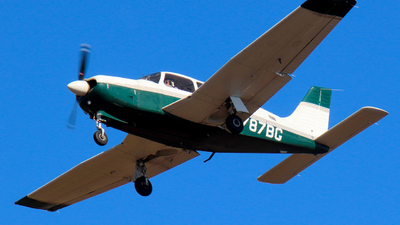 N787BG - Piper PA-28R-201 Arrow III - Private