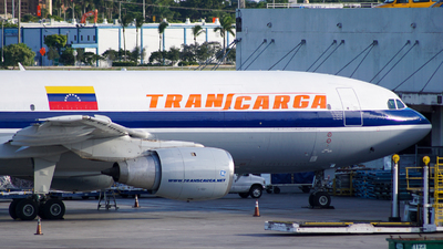 YV562T - Airbus A300B4-203(F) - Transcarga International Airways