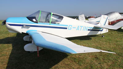 A picture of GATIN - Jodel D117 - [437] - © AviaStar Photography