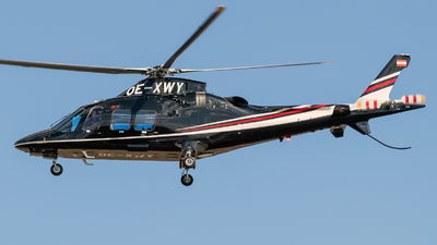 OE-XWY - Agusta A109SP Da Vinci - Glock Aviation