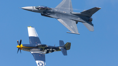 91-0398 - Lockheed Martin F-16CJ Fighting Falcon - United States - US Air Force (USAF)