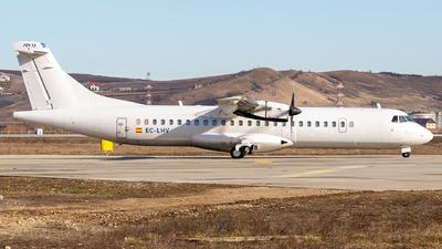 EC-LHV - ATR 72-202 - Swiftair