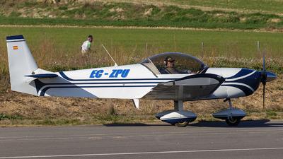 EC-ZPU - Zenair Zodiac CH 601 - Private