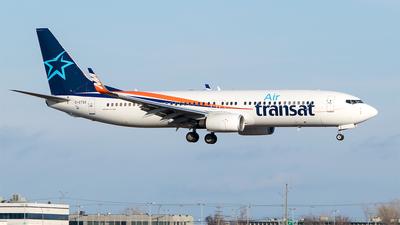 C-GTQX - Boeing 737-8FH - Air Transat