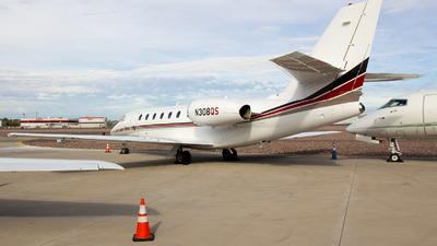 N308QS - Cessna 680 Citation Sovereign - NetJets Aviation