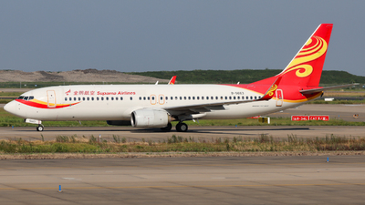 B-5663 - Boeing 737-84P - Suparna Airlines