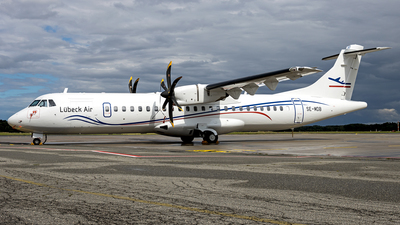 SE-MDB - ATR 72-212A(500) - Lübeck Air