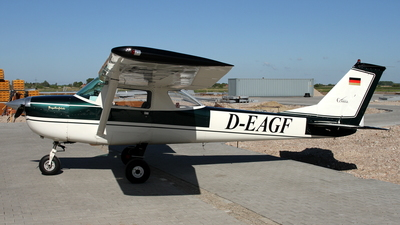 D-EAGF - Cessna 150F - Private