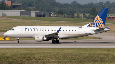 N856RW - Embraer 170-100SE - United Express (Shuttle America)