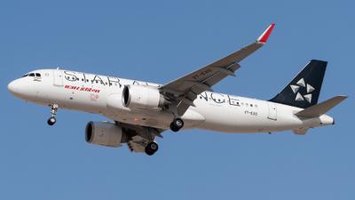 VT-EXO - Airbus A320-251N - Air India