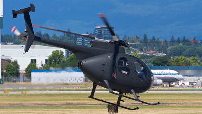 N11056 - Hughes 369D - Northwest Helicopters