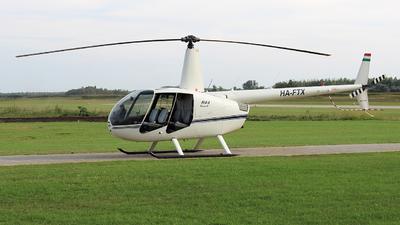 HA-FTX - Robinson R44 Raven II - Private