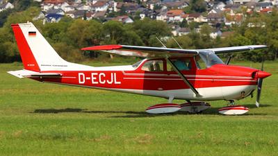 D-ECJL - Reims-Cessna F172H Skyhawk - Private