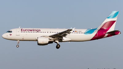 A picture of DABDT - Airbus A320214 - Eurowings - © RobertLN