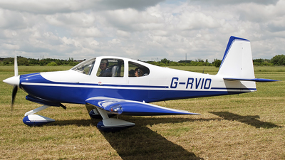 G-RVIO - Vans RV-10 - Private