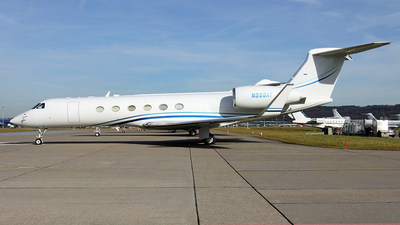 N588AT - Gulfstream G450 - Private