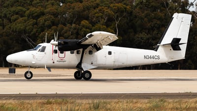 N344CS - De Havilland Canada DHC-6-300 Twin Otter - Rampart Aviation