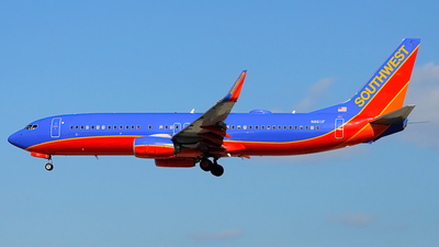 N8611F - Boeing 737-8H4 - Southwest Airlines