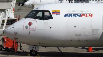 HK-5071 - ATR 42-500 - EasyFly