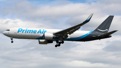 N1381A - Boeing 767-316(ER)(BCF) - Amazon Prime Air (Atlas Air)