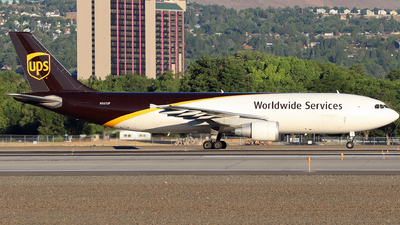 N161UP - Airbus A300F4-622R - United Parcel Service (UPS)