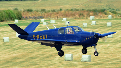 G-NEWT - Beechcraft 35 Bonanza - Private