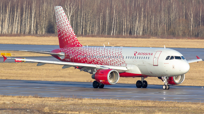 VQ-BBA - Airbus A319-112 - Rossiya Airlines