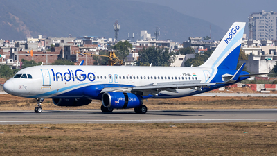 A picture of VTIAL - Airbus A320232 - IndiGo - © Rohan Paliwal