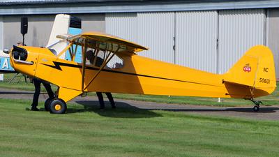 NC50601 - Piper J-3C-65 Cub - Private