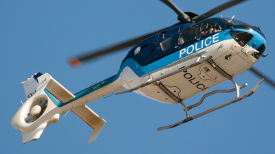 SX-HPE - Eurocopter EC 135 - Greece - Police