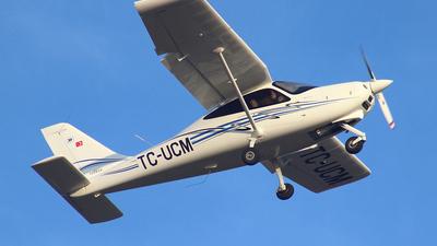 TC-UCM - Tecnam P2008JC - Private
