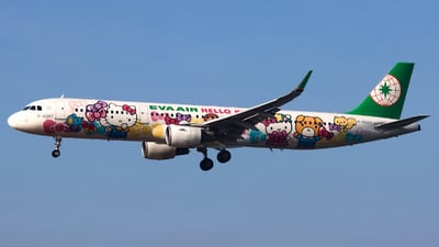 B-16207 - Airbus A321-211 - Eva Air