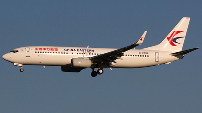 B-205X - Boeing 737-89P - China Eastern Airlines